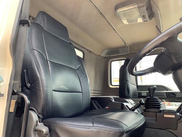 3軸高床・総輪エアサス・T型キーストン・ジョロダー冷凍車(20枚目)