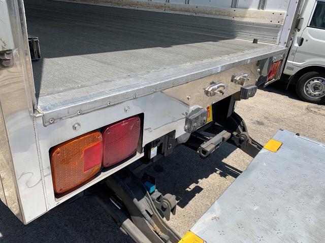 エアサス格納ゲート付冷蔵冷凍車(17枚目)