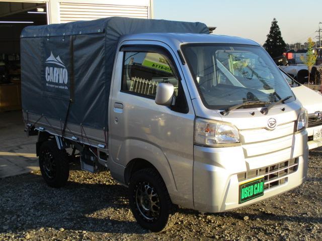「ダイハツ」「ハイゼットトラック」「トラック」「千葉県」の中古車4