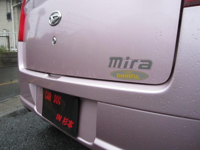 ダイハツ ミラ D 5速マニュアル キーレスエントリー エアバッグ