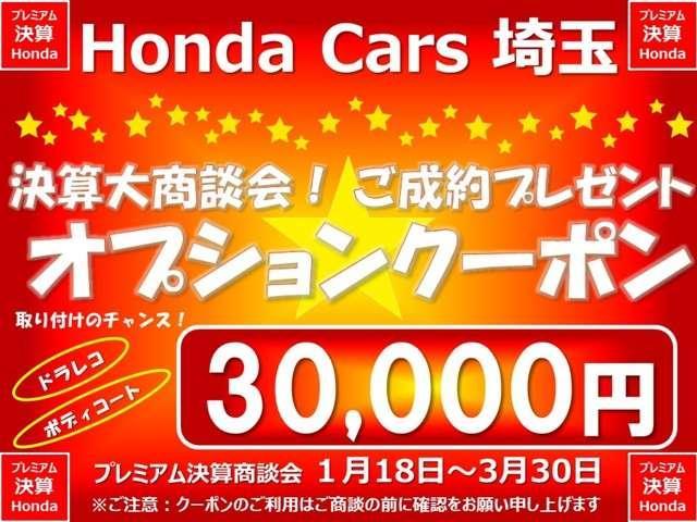 13G・S ホンダセンシング 元当社デモカー メモリーナビ(2枚目)