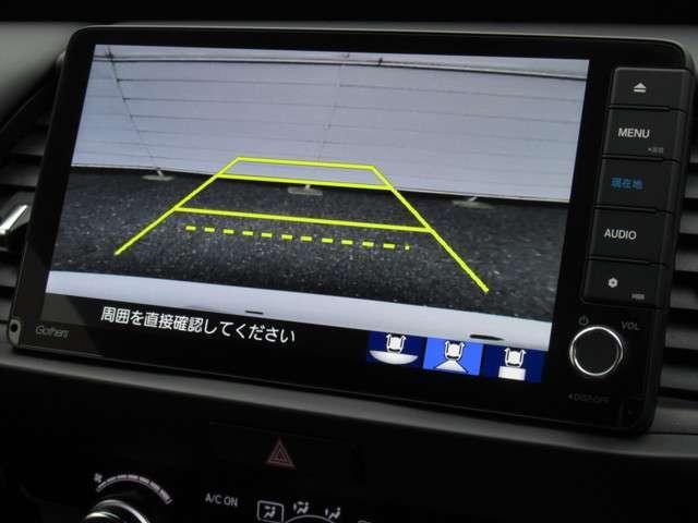 e:HEVホーム 当社試乗車 純正9インチナビ Bluetooth ETC(6枚目)