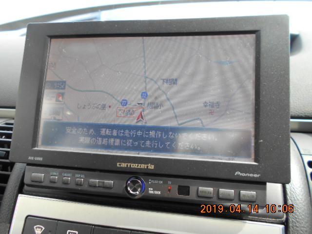 350RX純正ダウンサス ニスモマフラー HDDナビフルセグ(15枚目)
