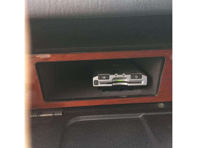 トヨタ セルシオ B仕様 eRバージョン SR 黒革 マルチ ノーマル車