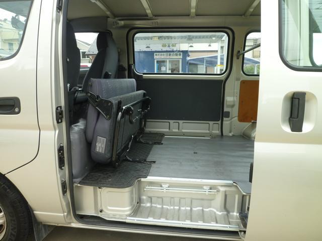 ロングDX・6人・1オーナー・HDDナビ地デジフルセグETC(9枚目)