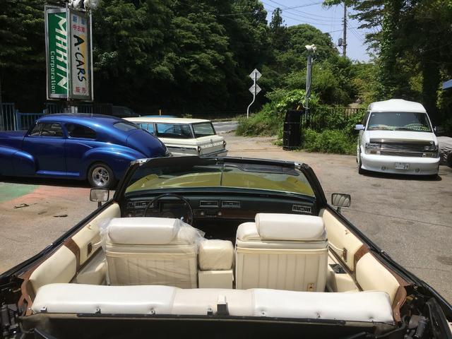 「キャデラック」「キャデラック エルドラド」「オープンカー」「千葉県」の中古車10