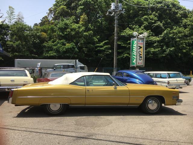 「キャデラック」「キャデラック エルドラド」「オープンカー」「千葉県」の中古車22