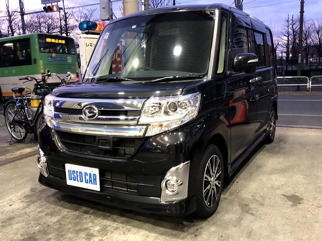 カスタムX トップエディションSAII スタッドレスタイヤ付(3枚目)