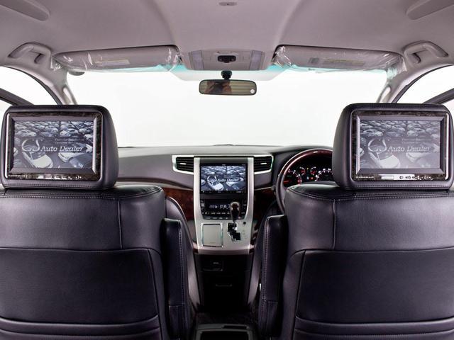 トヨタ アルファード 350S 1オーナー 社外19AW ローダウン 両側自動ドア