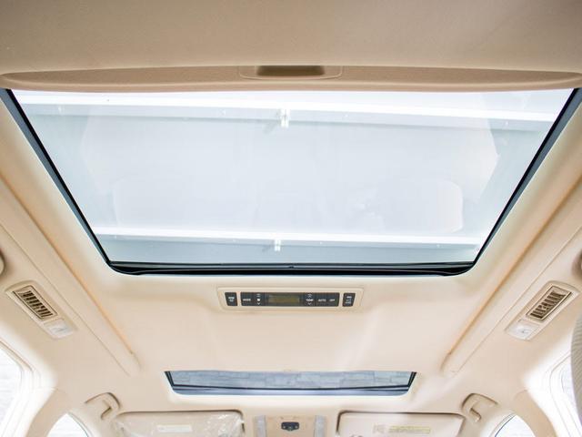 350G 後期型 HDDナビ サンルーフ 両側自動ドア(8枚目)