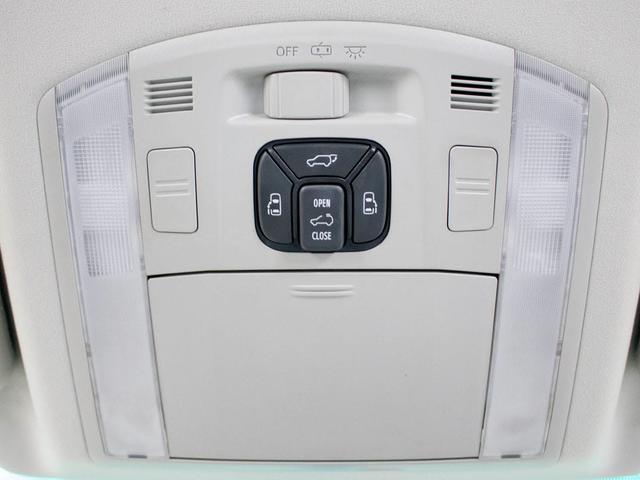 2.4Z プラチナセレクションII サンルーフ 両側自動ドア(9枚目)