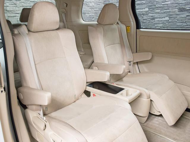 X ハイブリット 7人乗り 両側自動ドア 1オーナー リヤモニター クルーズコントロール フルセグ オットマン ETC クリアランスソナー バックカメラ コンビハンドル SDナビ(17枚目)