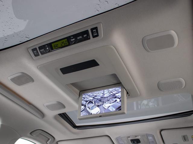 2.4Z サンルーフ・トヨタプレミアムサウンドシステム・クリアランスソナー・HDDマルチナビ・バックカメラ・リアモニター・スマートキー・コンビハンドル・クルーズコントロール・スマートキー・自動スライドドア(7枚目)