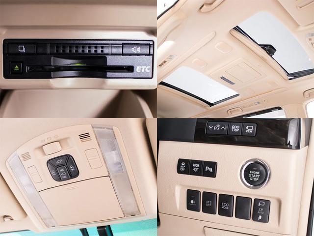 3.5V Lエディション 本革シート サンルーフ プレミアムサウンド アラウンドビュー リアモニター エグゼクティブシート HDDナビ 禁煙 新品タイヤ コンビハンドル 両側自動スライドドア パワーバックドア(3枚目)