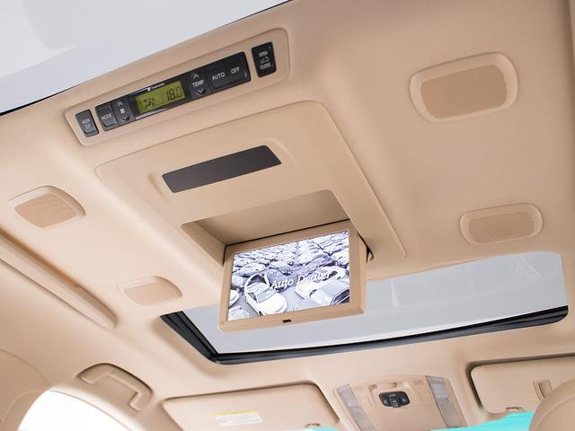 3.5V Lエディション 本革シート サンルーフ プレミアムサウンド アラウンドビュー リアモニター エグゼクティブシート HDDナビ 禁煙 新品タイヤ コンビハンドル 両側自動スライドドア パワーバックドア(7枚目)