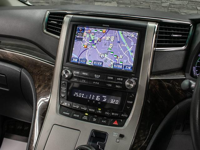 ZR 禁煙 4WD フルエアロ パワーバックドア 両側自動スライドドア クリアランスソナー HDDナビ DVD再生 フルセグ地デジ カラーバックカメラ クルーズコントロール(4枚目)