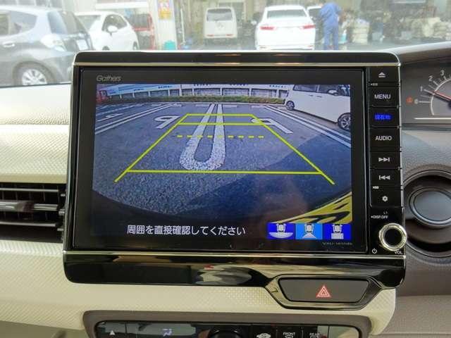 ホンダ N BOX G・EXホンダセンシング