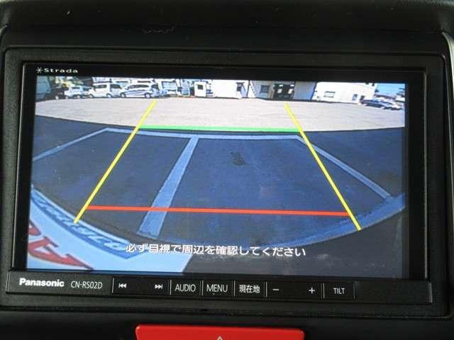 ホンダ N BOXカスタム G・Lパッケージ パナソニック製メモリーナビRカメラ