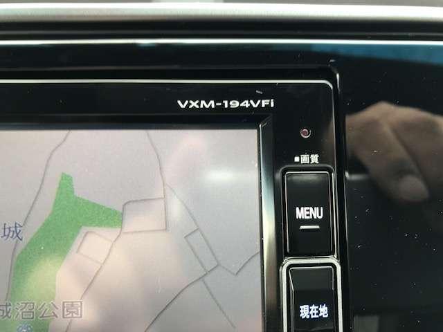 S ホンダセンシング デモカー メモナビ Bカメ(13枚目)