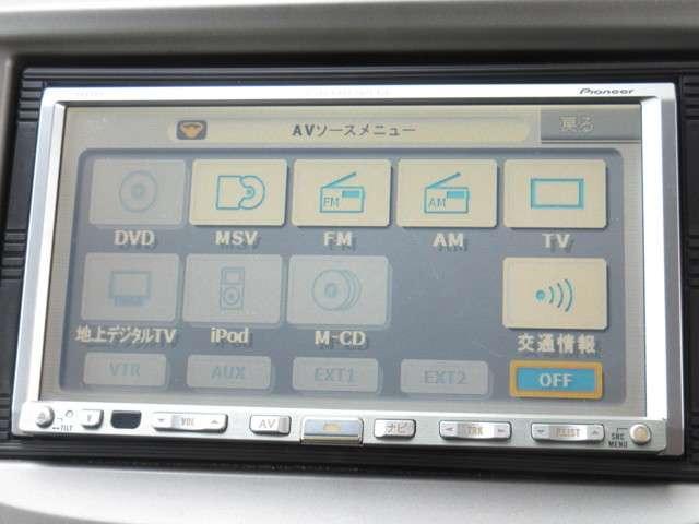 13G パイオニア製HDDナビ ETC ワンオーナー(3枚目)