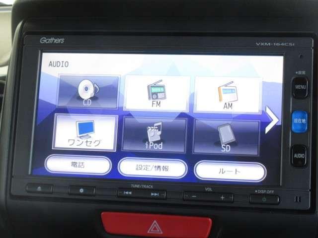 G・ターボAパッケージ 純正メモリーナビRカメラ ETC(3枚目)