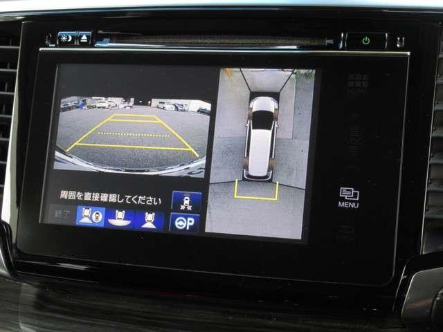 ハイブリッドアブソルート・ホンダセンシングEXパック ワンオーナー 純正メモリーナビ Bluetooth ETC Rカメラ(11枚目)