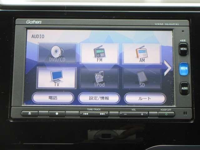 Fパッケージ 純正メモリーナビRカメラ ワンオーナー(3枚目)