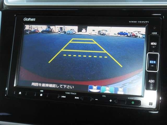 L ホンダセンシング 当社元デモカー純正メモリーナビRカメラ(6枚目)