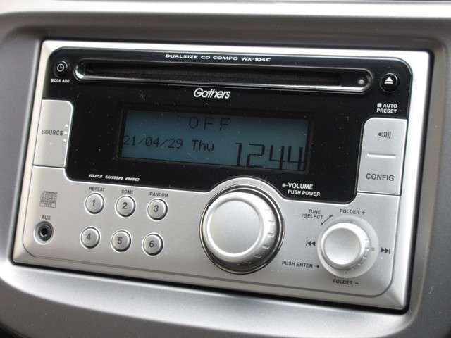 13G・スマートセレクション 純正CDコンポ ETC ワンオーナー(10枚目)