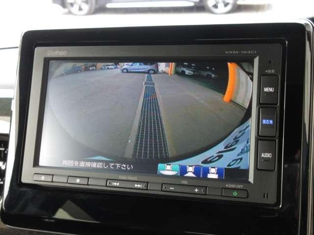 G・EXホンダセンシング 純正メモリーナビ バックカメラ 助手席側オートステップ 2年保証 前後ドライブレコーダー(5枚目)