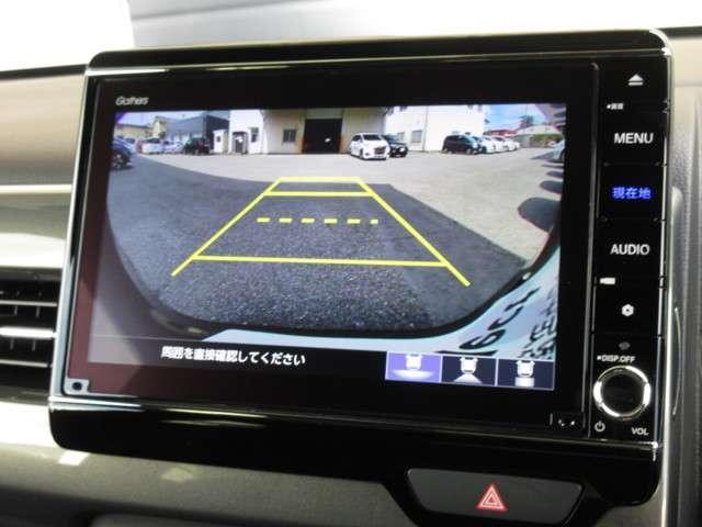 L・ターボホンダセンシング 純正ナビ Bluetooth ETC Rカメラ 1オーナー(4枚目)