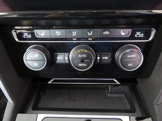 ゾーンオートエアコンは運転席、助手席、後席を独立して温度管理できます。