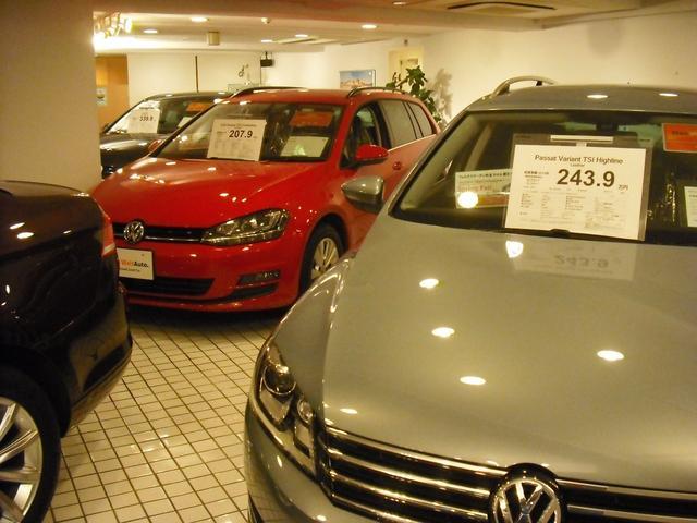 「フォルクスワーゲン」「VW パサートヴァリアント」「ステーションワゴン」「東京都」の中古車27