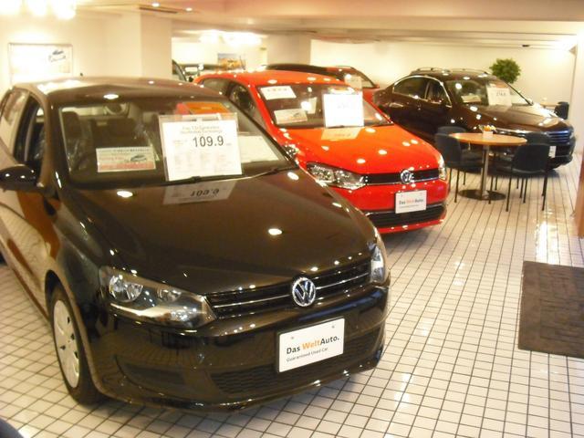 「フォルクスワーゲン」「VW ポロ」「コンパクトカー」「東京都」の中古車24