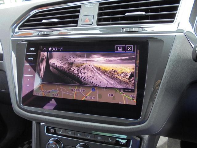 「ディスカバープロ(フォルクスワーゲン純正ナビゲーションシステム)」・「全周囲カメラ」・「ETC2.0」標準装備。