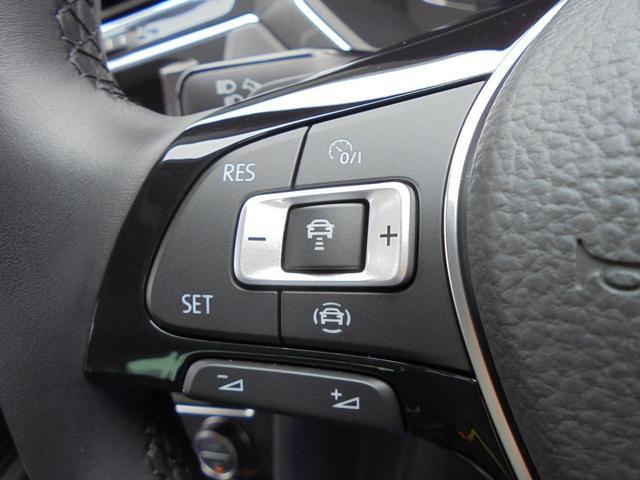 「全車速追従式ACC」標準装備。主に高速道路走行時にドライバーの負担を軽減する装備です。