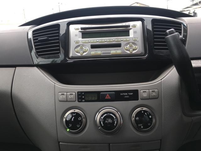 X 福祉車輌 リフトアップシート 記録簿 キーレス CDMD(11枚目)