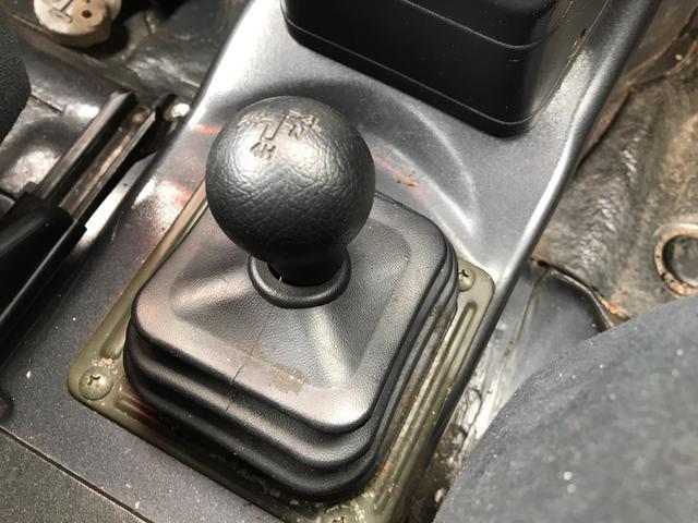 4WD AW AC AT グレー 4名乗り(10枚目)