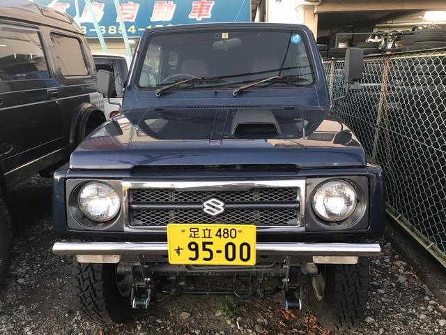 ランドベンチャー 4WD AC オーディオ付 AT 青(3枚目)