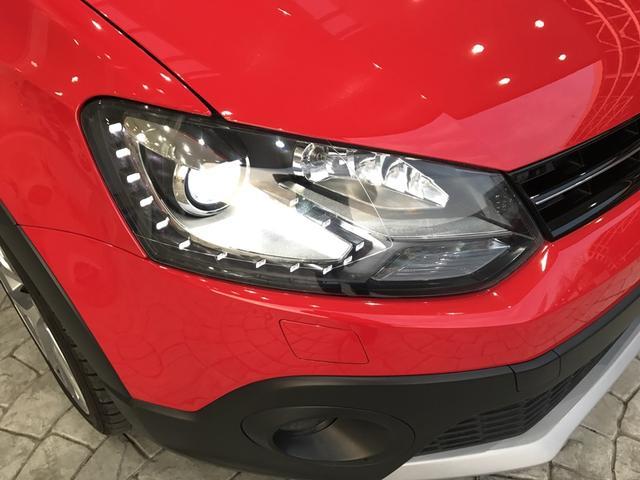 フォルクスワーゲン VW ポロ VW認定中古車 クロスポロ Navi ETC