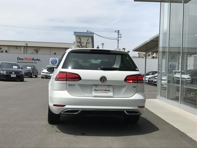 TSI H/L technology P VW認定中古車(4枚目)