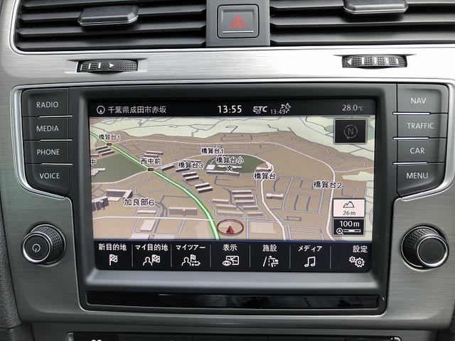TSIコンフォートラインブルーモーションテクノロジー VW認定中古車 Navi ETC バックカメラ ACC機能付 〜希少なナイトブルーMです〜(13枚目)