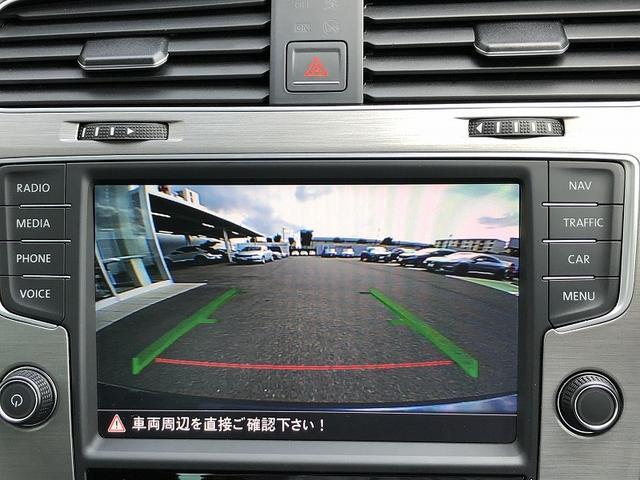 TSIコンフォートラインブルーモーションテクノロジー VW認定中古車 Navi ETC バックカメラ ACC機能付 〜希少なナイトブルーMです〜(14枚目)
