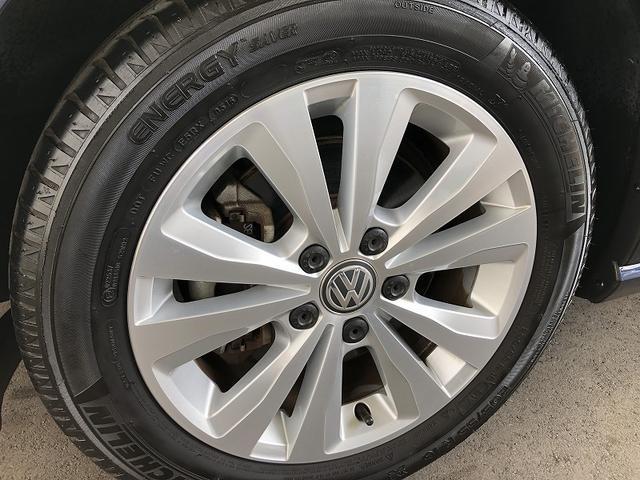 TSIコンフォートラインブルーモーションテクノロジー VW認定中古車 Navi ETC バックカメラ ACC機能付 〜希少なナイトブルーMです〜(23枚目)