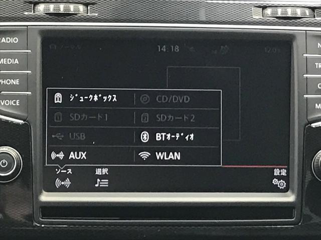 ベースグレード VW認定中古車  ワンオーナー 禁煙車(12枚目)