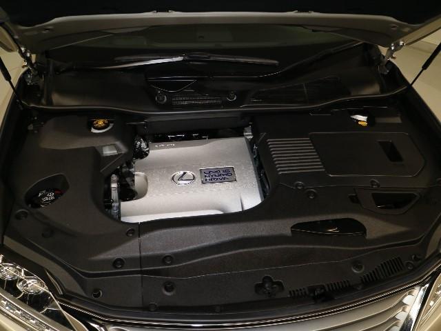 RX450h HDDナビ フルセグ 1オーナー 4WD(17枚目)