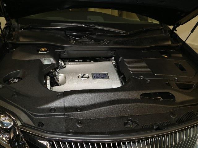 RX450h バージョンL HDDナビ フルセグ 本革(14枚目)