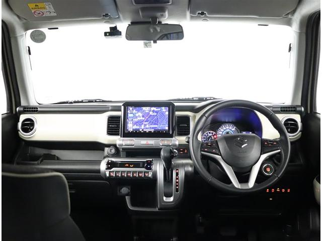 ハイブリッドMX 4WD フルセグ メモリーナビ DVD再生 ミュージックプレイヤー接続可 バックカメラ 衝突被害軽減システム ETC LEDヘッドランプ ウオークスルー ワンオーナー 記録簿 アイドリングストップ(4枚目)