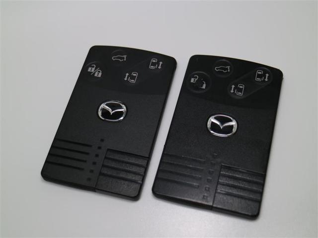マツダ MPV 23S Lパッケージ HDDナビFセグ1オーナ本革シート