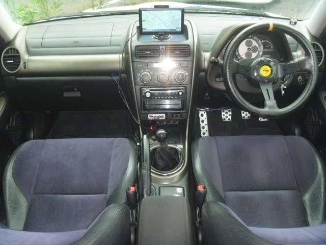 トヨタ アルテッツァ RS200 Lエディション エアロ 車高調 17AW マフラ